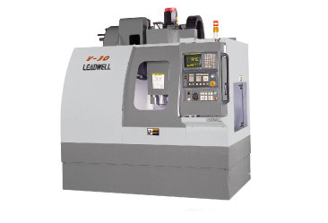 CNC MILLING LEADWELL V30I